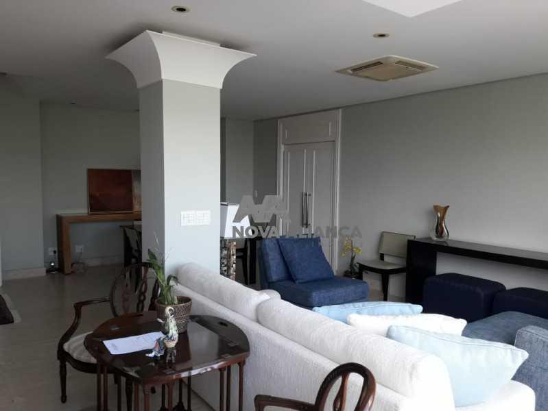 c7615eb7-5c34-4537-8ee2-86b34c - Cobertura à venda Rua Padre Alfredo Perez Gonzales,Barra da Tijuca, Rio de Janeiro - R$ 2.250.000 - NICO30112 - 6