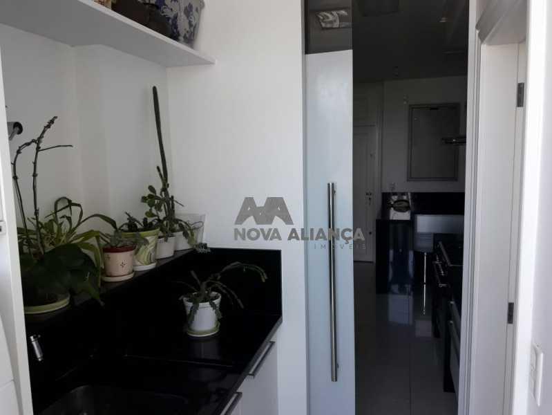 045170d3-e14a-4e6b-a94b-686f61 - Cobertura à venda Rua Padre Alfredo Perez Gonzales,Barra da Tijuca, Rio de Janeiro - R$ 2.250.000 - NICO30112 - 11