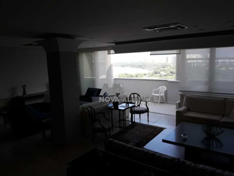 2fc9940e-1429-4f95-b4fd-8b3827 - Cobertura à venda Rua Padre Alfredo Perez Gonzales,Barra da Tijuca, Rio de Janeiro - R$ 2.250.000 - NICO30112 - 10