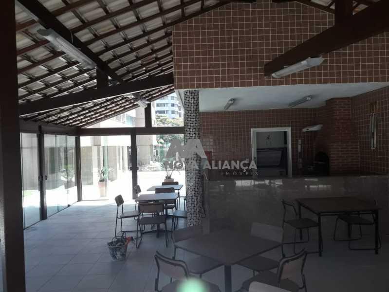 c0fb7635-7e55-42a0-8b00-2e1001 - Cobertura à venda Rua Padre Alfredo Perez Gonzales,Barra da Tijuca, Rio de Janeiro - R$ 2.250.000 - NICO30112 - 30