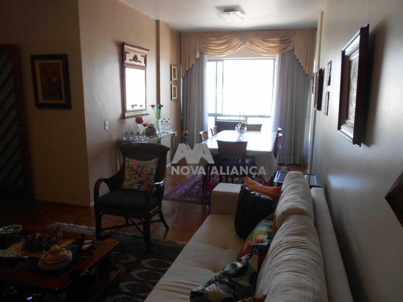 DSCN0413 - Apartamento à venda Rua São Francisco Xavier,Tijuca, Rio de Janeiro - R$ 790.000 - NSAP31064 - 1