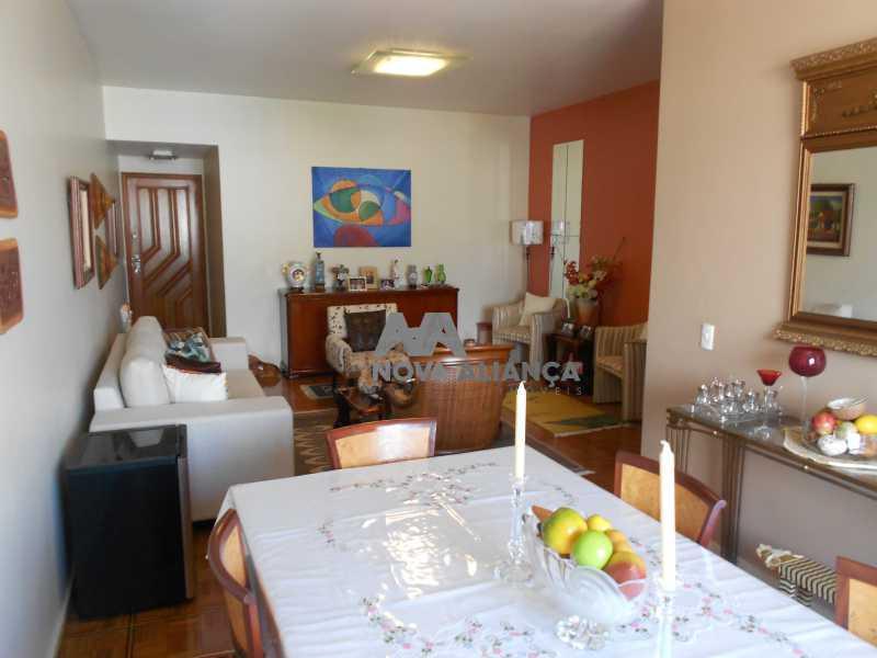 DSCN0414 - Apartamento à venda Rua São Francisco Xavier,Tijuca, Rio de Janeiro - R$ 790.000 - NSAP31064 - 4