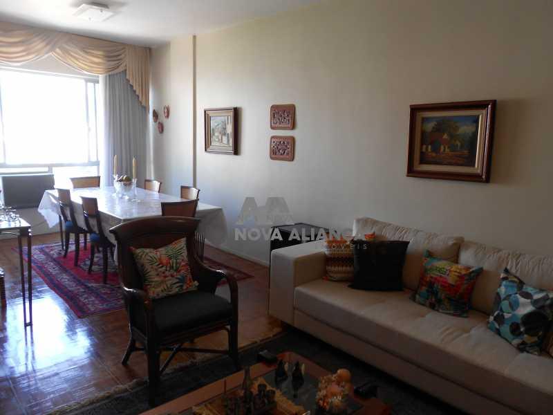 DSCN0415 - Apartamento à venda Rua São Francisco Xavier,Tijuca, Rio de Janeiro - R$ 790.000 - NSAP31064 - 3