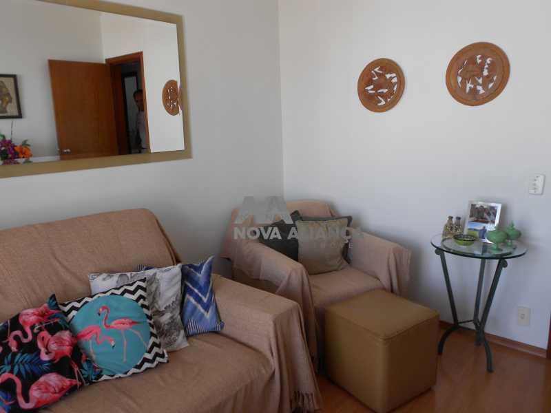 DSCN0417 - Apartamento à venda Rua São Francisco Xavier,Tijuca, Rio de Janeiro - R$ 790.000 - NSAP31064 - 6