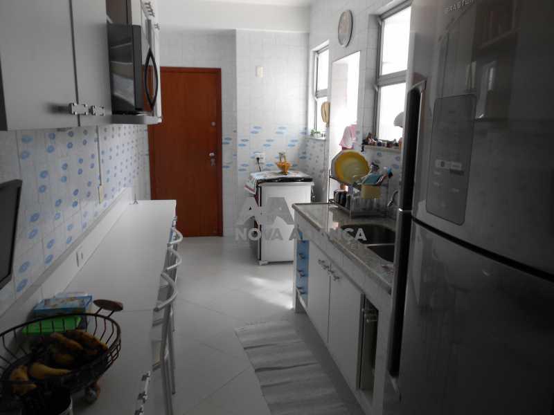 DSCN0432 - Apartamento à venda Rua São Francisco Xavier,Tijuca, Rio de Janeiro - R$ 790.000 - NSAP31064 - 20