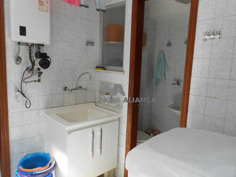 DSCN0433 - Apartamento à venda Rua São Francisco Xavier,Tijuca, Rio de Janeiro - R$ 790.000 - NSAP31064 - 21