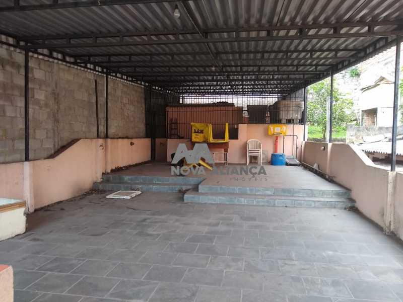 terraço 1 - Casa 3 quartos à venda Santa Teresa, Rio de Janeiro - R$ 750.000 - NBCA30036 - 26
