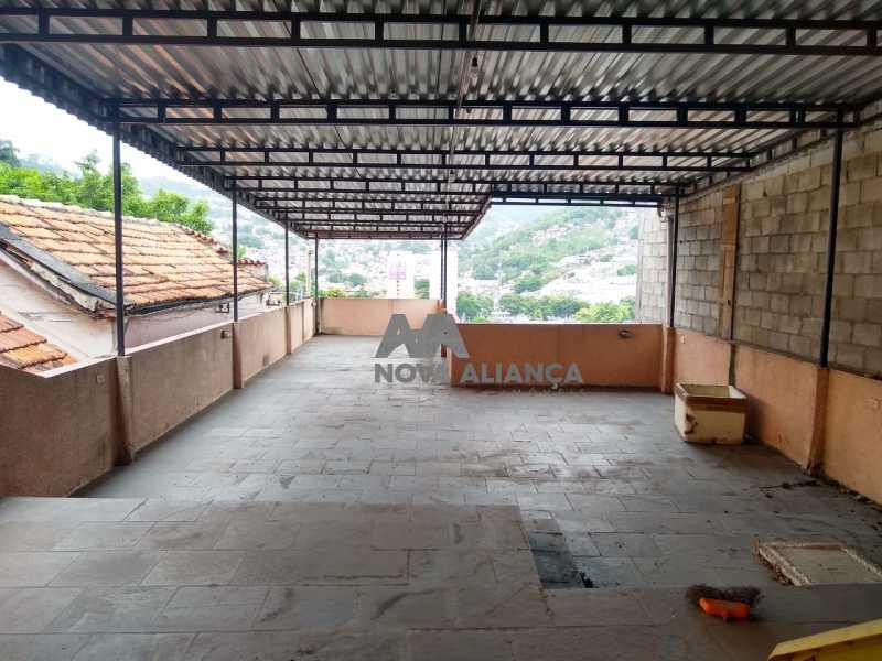 terraço 3 - Casa 3 quartos à venda Santa Teresa, Rio de Janeiro - R$ 750.000 - NBCA30036 - 25