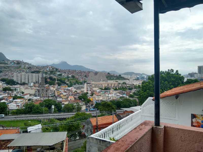 vista - Casa 3 quartos à venda Santa Teresa, Rio de Janeiro - R$ 750.000 - NBCA30036 - 29