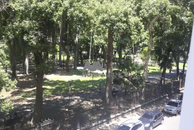 VISTA DO PREDIO - Prédio 1153m² à venda Rua Silveira Martins,Flamengo, Rio de Janeiro - R$ 4.200.000 - NFPR100002 - 1