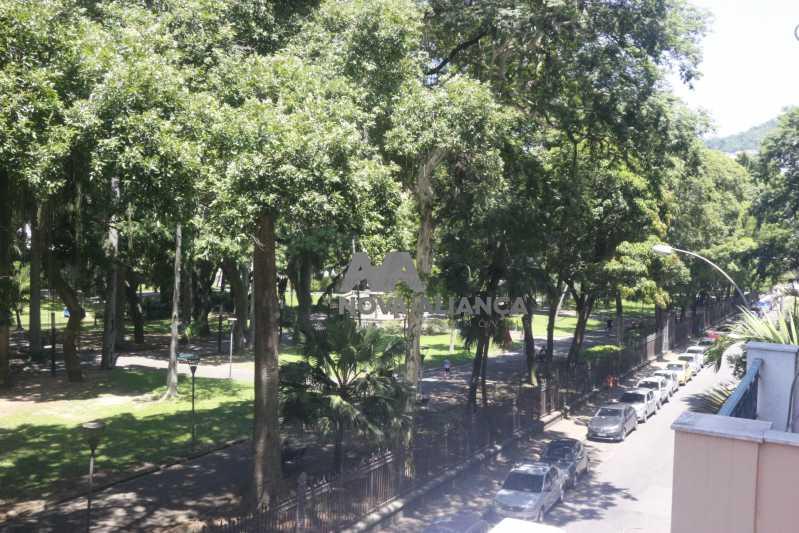 VISTA DO PREDIO - Prédio 1153m² à venda Rua Silveira Martins,Flamengo, Rio de Janeiro - R$ 4.200.000 - NFPR100002 - 12