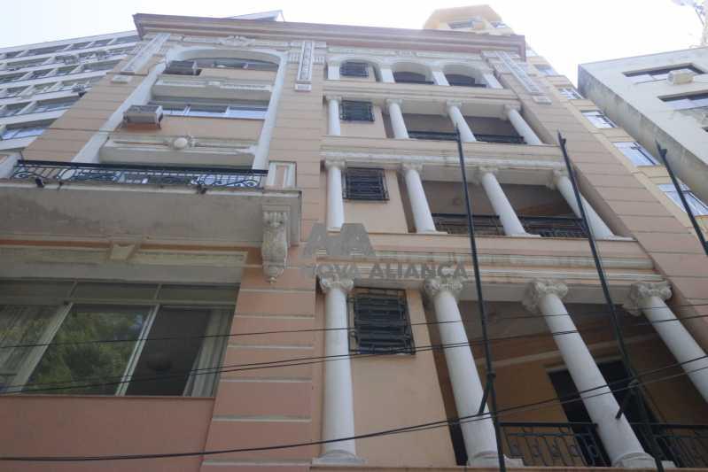 FACHADA - Prédio 1153m² à venda Rua Silveira Martins,Flamengo, Rio de Janeiro - R$ 4.200.000 - NFPR100002 - 4