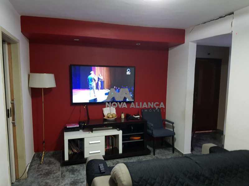 ddeb01b7-5b6c-43dd-8d28-b4bd1b - Casa à venda Rua Santo Amaro,Glória, Rio de Janeiro - R$ 320.000 - NBCA20018 - 1