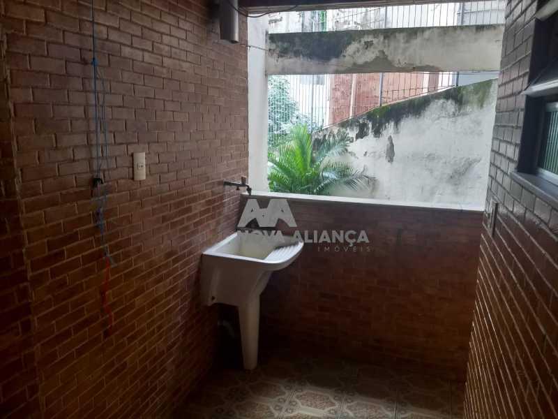 areaservico. - Apartamento 2 quartos à venda Santa Teresa, Rio de Janeiro - R$ 340.000 - NBAP21726 - 8