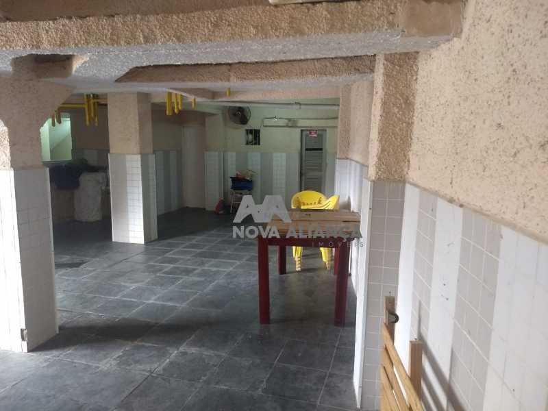 salao de festa. - Apartamento 2 quartos à venda Santa Teresa, Rio de Janeiro - R$ 340.000 - NBAP21726 - 10