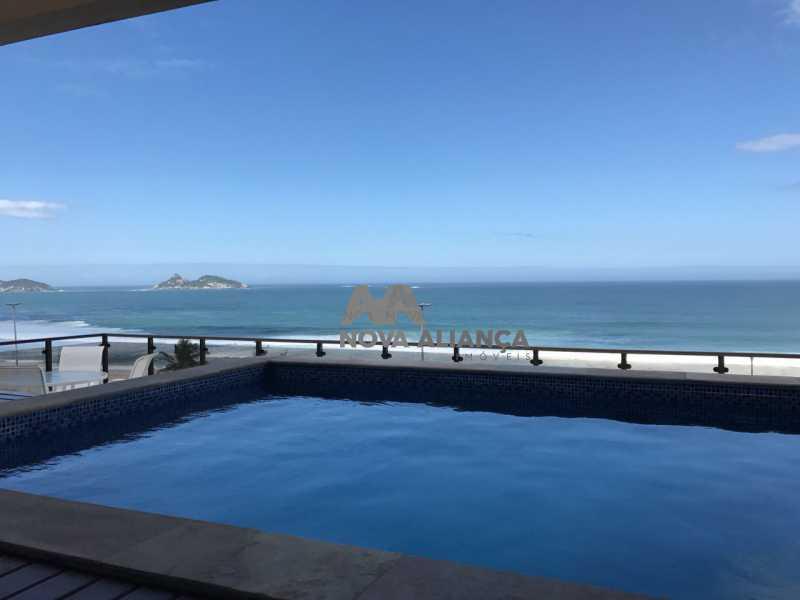 WhatsApp Image 2019-02-20 at 1 - Cobertura 4 quartos à venda Barra da Tijuca, Rio de Janeiro - R$ 4.900.000 - NSCO40048 - 9