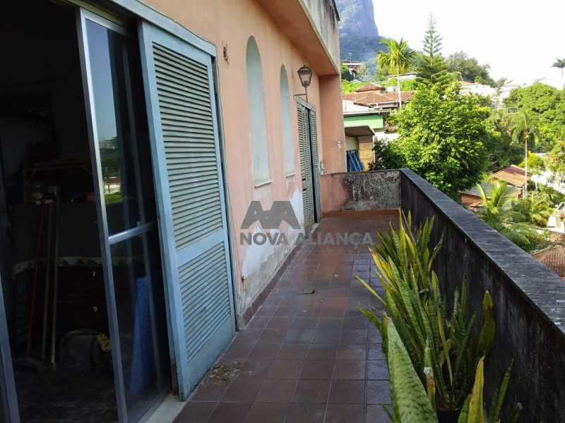 OCINATOBJ.1 - Casa 6 quartos à venda Jardim Botânico, Rio de Janeiro - R$ 4.800.000 - NCCA60003 - 4