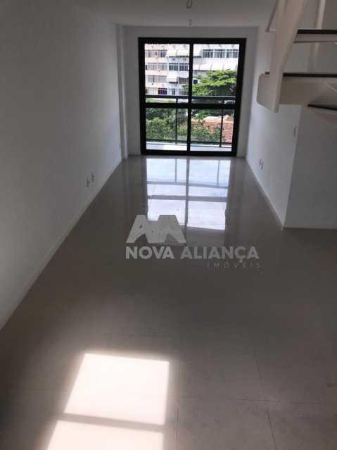 8851fb5f-8668-4240-94c4-f275f8 - Cobertura à venda Rua Palmira Gonçalves Maia,Tijuca, Rio de Janeiro - R$ 1.090.000 - NTCO20037 - 3