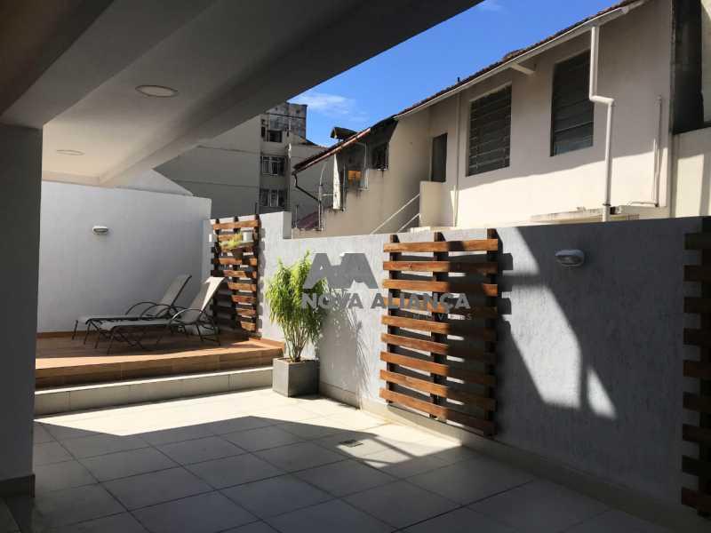 1232488a-c258-4565-996b-2bcdde - Cobertura à venda Rua Palmira Gonçalves Maia,Tijuca, Rio de Janeiro - R$ 1.090.000 - NTCO20037 - 20