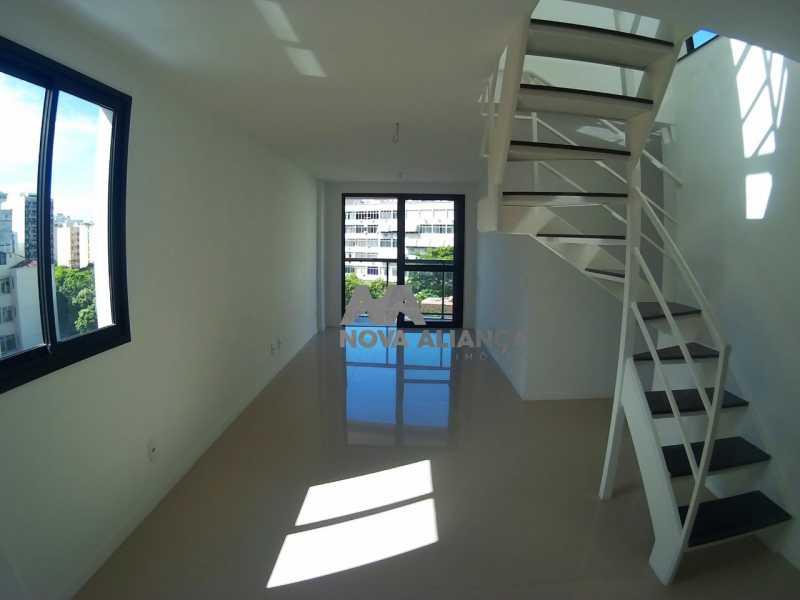 P - Cobertura à venda Rua Palmira Gonçalves Maia,Tijuca, Rio de Janeiro - R$ 1.090.000 - NTCO20037 - 1