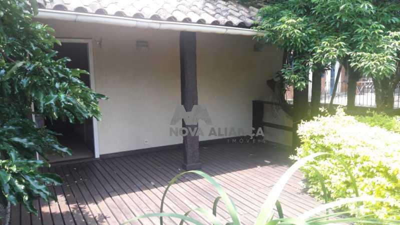 4a5831cf-04af-4c1d-9c73-b656cf - Casa à venda Rua Marechal Espiridião Rosa,Laranjeiras, Rio de Janeiro - R$ 2.400.000 - NFCA30027 - 24