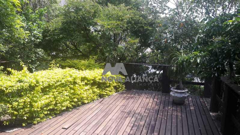 8c249258-32c5-4206-8038-1a571d - Casa à venda Rua Marechal Espiridião Rosa,Laranjeiras, Rio de Janeiro - R$ 2.400.000 - NFCA30027 - 23