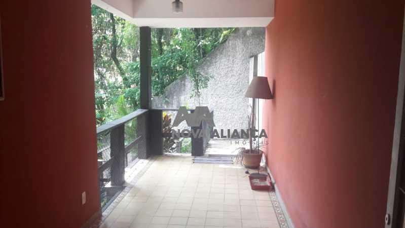 7680b982-8c79-4850-81b5-cf55c4 - Casa à venda Rua Marechal Espiridião Rosa,Laranjeiras, Rio de Janeiro - R$ 2.400.000 - NFCA30027 - 5