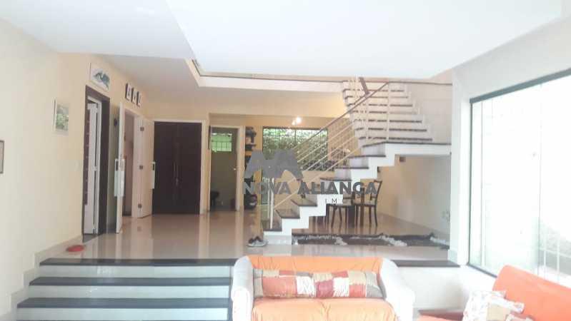 e54e4066-53cd-4b24-839e-e1b4ed - Casa à venda Rua Marechal Espiridião Rosa,Laranjeiras, Rio de Janeiro - R$ 2.400.000 - NFCA30027 - 1