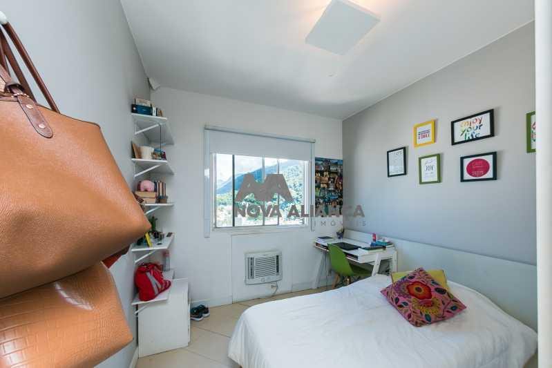 _MG_8519 - Cobertura à venda Rua Desembargador Burle,Humaitá, Rio de Janeiro - R$ 2.150.000 - NBCO40073 - 21