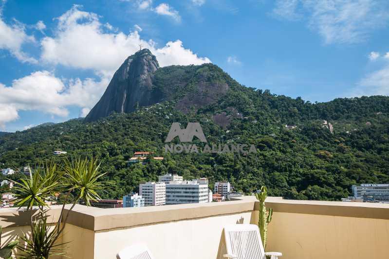 IMG_8482 - Cobertura à venda Rua Desembargador Burle,Humaitá, Rio de Janeiro - R$ 2.150.000 - NBCO40073 - 1