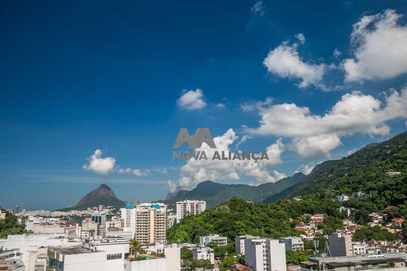 IMG_8484 - Cobertura à venda Rua Desembargador Burle,Humaitá, Rio de Janeiro - R$ 2.150.000 - NBCO40073 - 5