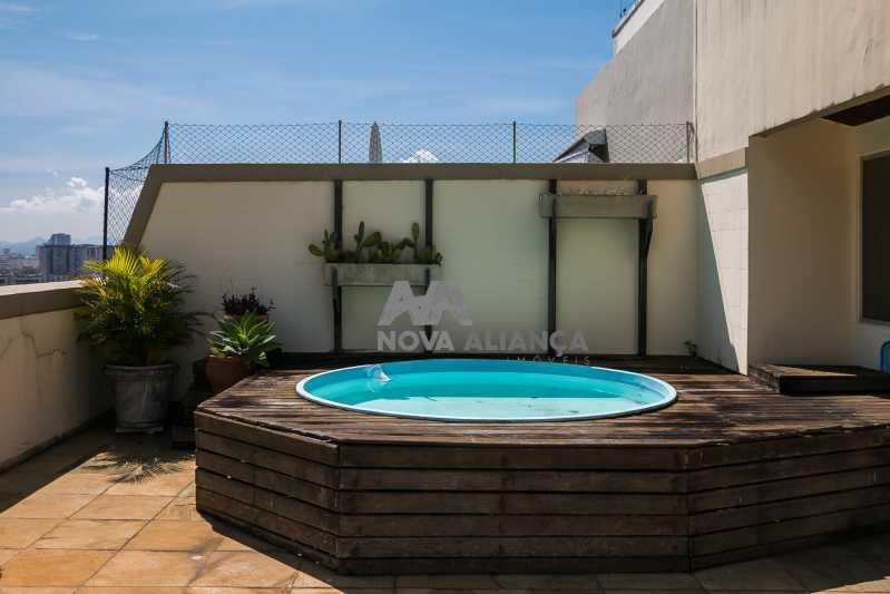 IMG_8489 - Cobertura à venda Rua Desembargador Burle,Humaitá, Rio de Janeiro - R$ 2.150.000 - NBCO40073 - 3