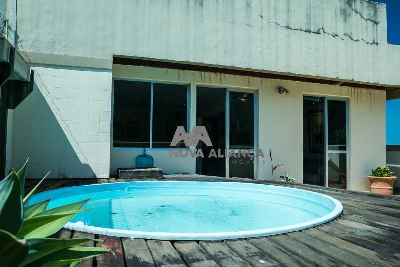 IMG_8491 - Cobertura à venda Rua Desembargador Burle,Humaitá, Rio de Janeiro - R$ 2.150.000 - NBCO40073 - 4