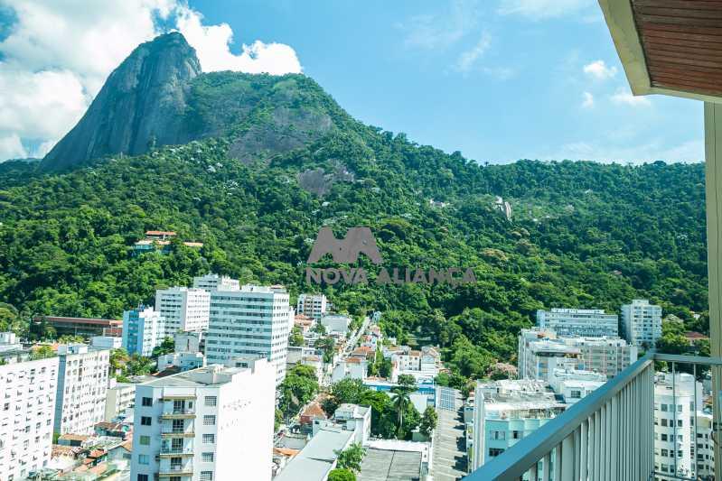 IMG_8506 - Cobertura à venda Rua Desembargador Burle,Humaitá, Rio de Janeiro - R$ 2.150.000 - NBCO40073 - 16