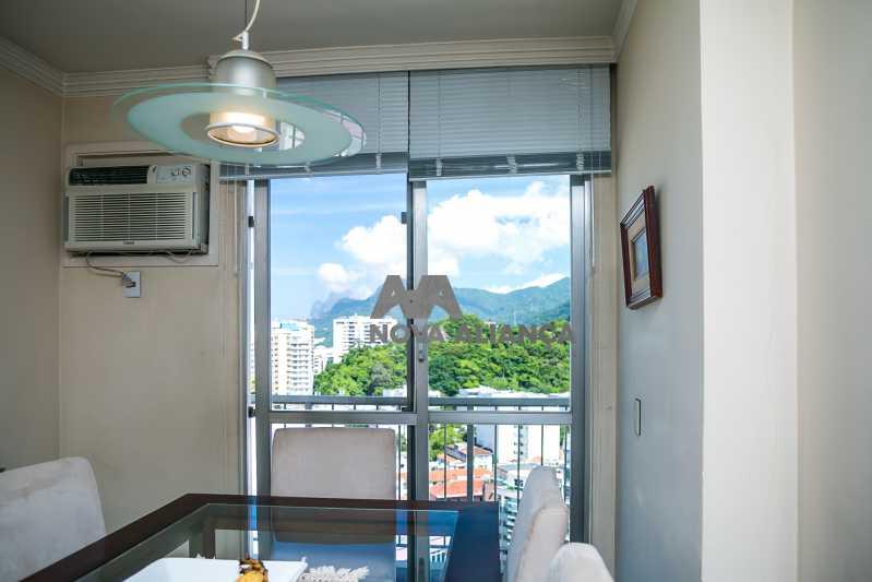 IMG_8507 - Cobertura à venda Rua Desembargador Burle,Humaitá, Rio de Janeiro - R$ 2.150.000 - NBCO40073 - 15