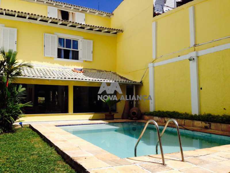 WhatsApp Image 2019-03-22 at 6 - Casa à venda Avenida Gilberto Amado,Barra da Tijuca, Rio de Janeiro - R$ 4.200.000 - NSCA50006 - 3