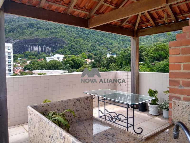 a8c3de9c-423f-4882-a0b5-5a7567 - Cobertura à venda Rua Lópes Quintas,Jardim Botânico, Rio de Janeiro - R$ 2.400.000 - NBCO20060 - 5