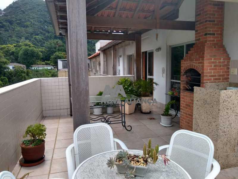 b4f18b95-c548-481a-948e-4c4946 - Cobertura à venda Rua Lópes Quintas,Jardim Botânico, Rio de Janeiro - R$ 2.400.000 - NBCO20060 - 1