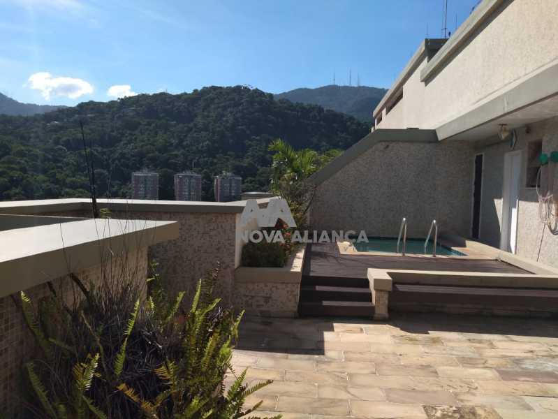 86af6ca9-1e2b-42c7-bcd8-161218 - Cobertura à venda Rua Vice-Governador Rúbens Berardo,Gávea, Rio de Janeiro - R$ 2.200.000 - NICO20060 - 3