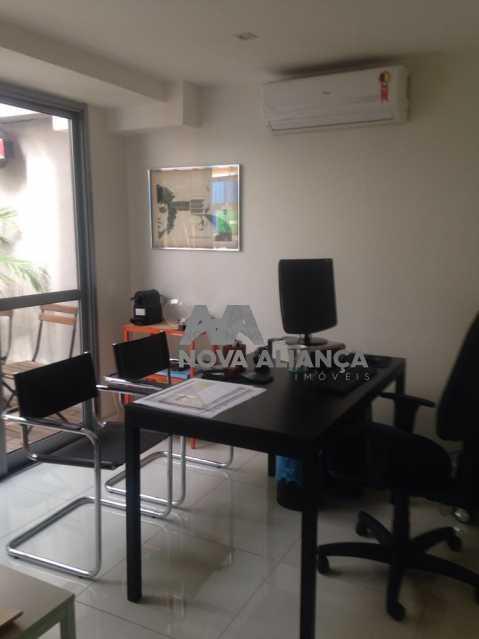 SALA - Sala Comercial 43m² à venda Estrada da Gávea,Gávea, Rio de Janeiro - R$ 400.000 - NFSL00141 - 4