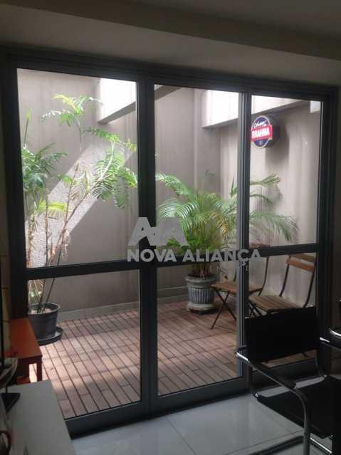 SALA - Sala Comercial 43m² à venda Estrada da Gávea,Gávea, Rio de Janeiro - R$ 400.000 - NFSL00141 - 1