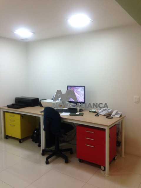 SALA - Sala Comercial 43m² à venda Estrada da Gávea,Gávea, Rio de Janeiro - R$ 400.000 - NFSL00141 - 5