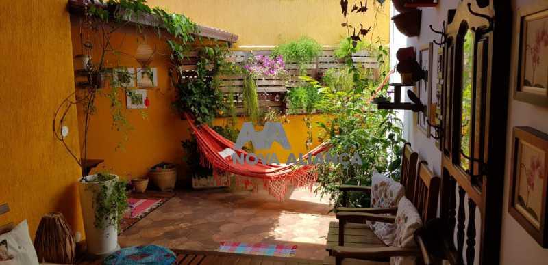 7b54a5be-6e77-46e5-83dc-6dee0d - Casa à venda Rua Costa Bastos,Santa Teresa, Rio de Janeiro - R$ 900.000 - NBCA30039 - 24