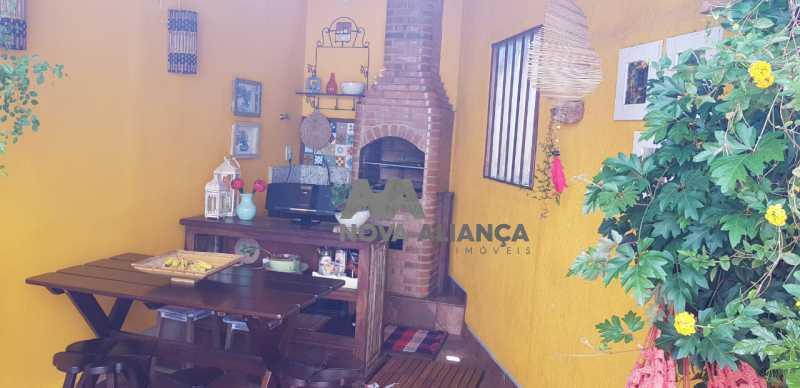 cf0517c2-a75d-448c-b496-4fdbb2 - Casa à venda Rua Costa Bastos,Santa Teresa, Rio de Janeiro - R$ 900.000 - NBCA30039 - 27