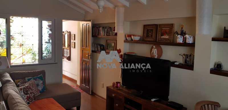 ef6db775-7a38-49d1-aaa6-245505 - Casa à venda Rua Costa Bastos,Santa Teresa, Rio de Janeiro - R$ 900.000 - NBCA30039 - 1