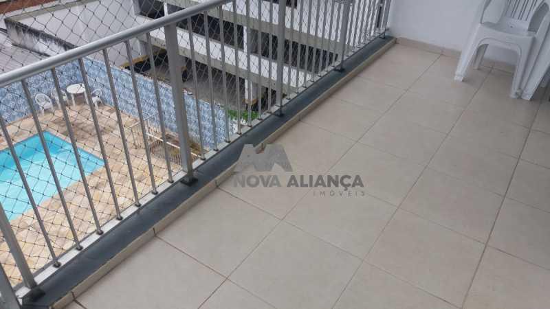 j1 - Apartamento à venda Rua Barão do Bom Retiro,Engenho Novo, Rio de Janeiro - R$ 380.000 - NSAP20743 - 3