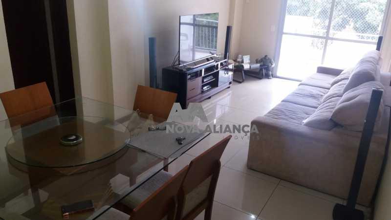 j8 - Apartamento à venda Rua Barão do Bom Retiro,Engenho Novo, Rio de Janeiro - R$ 380.000 - NSAP20743 - 1