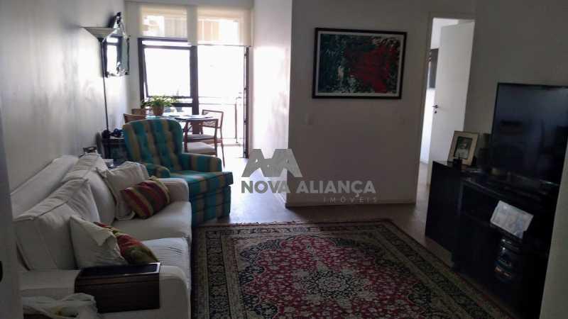 1 - Flat 1 quarto à venda Ipanema, Rio de Janeiro - R$ 990.000 - NBFL10007 - 1