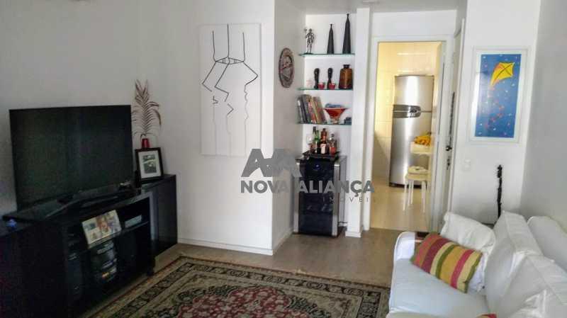 3 - Flat 1 quarto à venda Ipanema, Rio de Janeiro - R$ 990.000 - NBFL10007 - 4