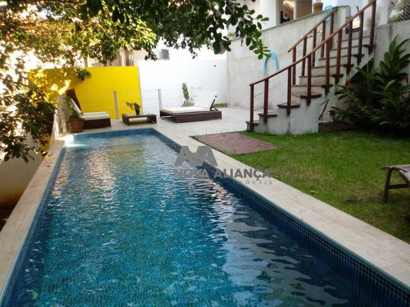 WhatsApp Image 2019-04-05 at 4 - Casa à venda Rua Coronel Ribeiro Gomes,São Conrado, Rio de Janeiro - R$ 3.200.000 - NICA30019 - 5